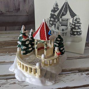 Dept 56 SNOW VILLAGE Accessories 1989 Village GAZE